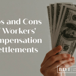 Pros and cons of workers' compensation settlements