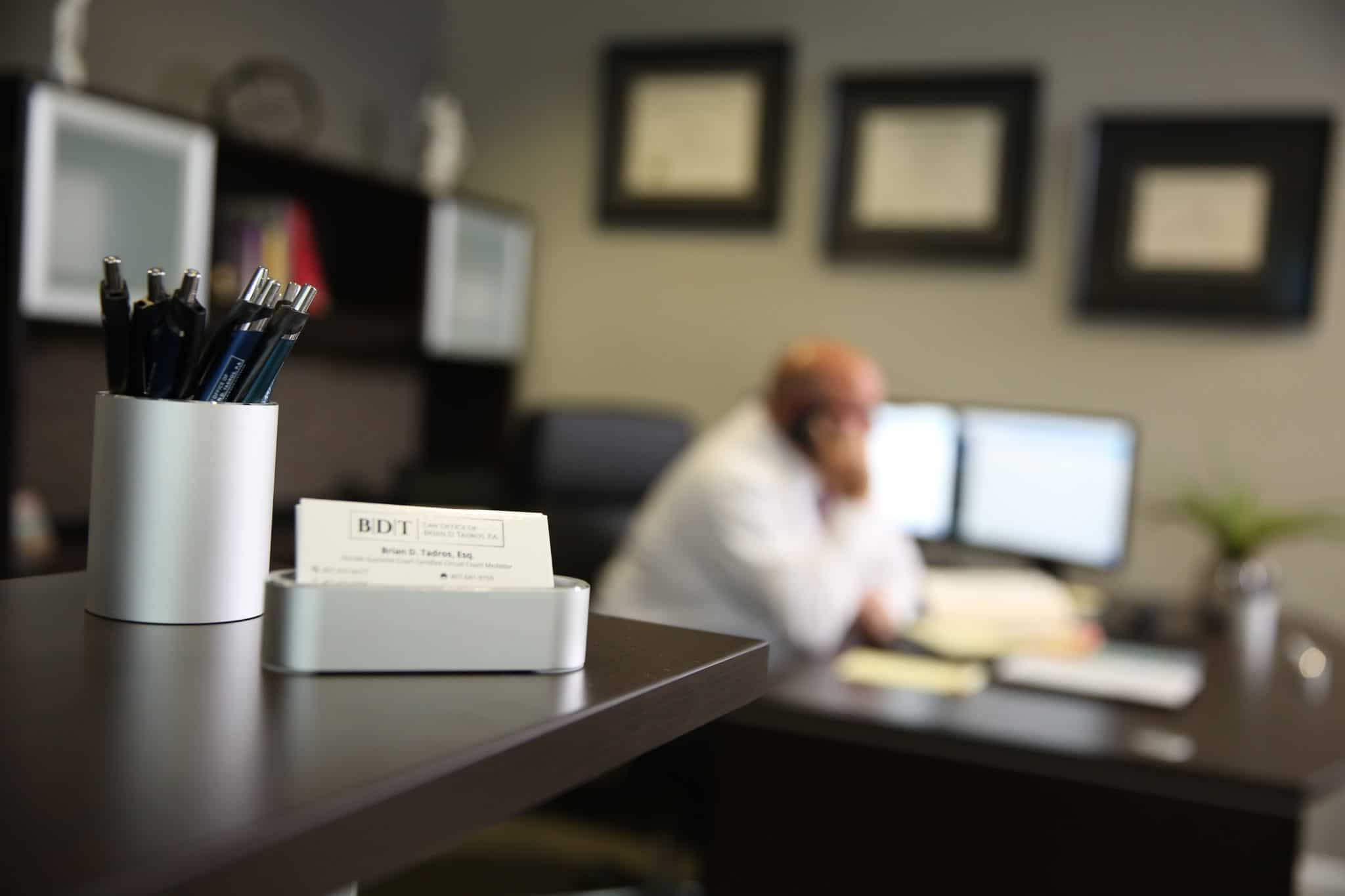 Workers' comp mistake #5: Not working with an attorney.