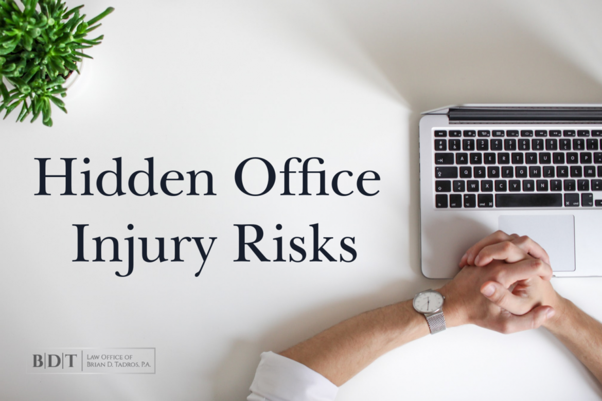 Hidden Office Injury Risks: an Office Safety Guide