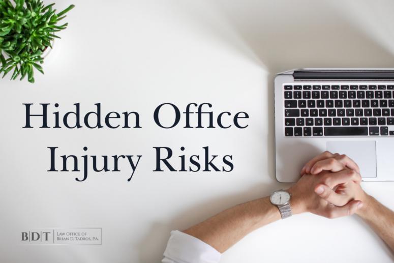 Hidden Office Injury Risks: an Office Safety Guide