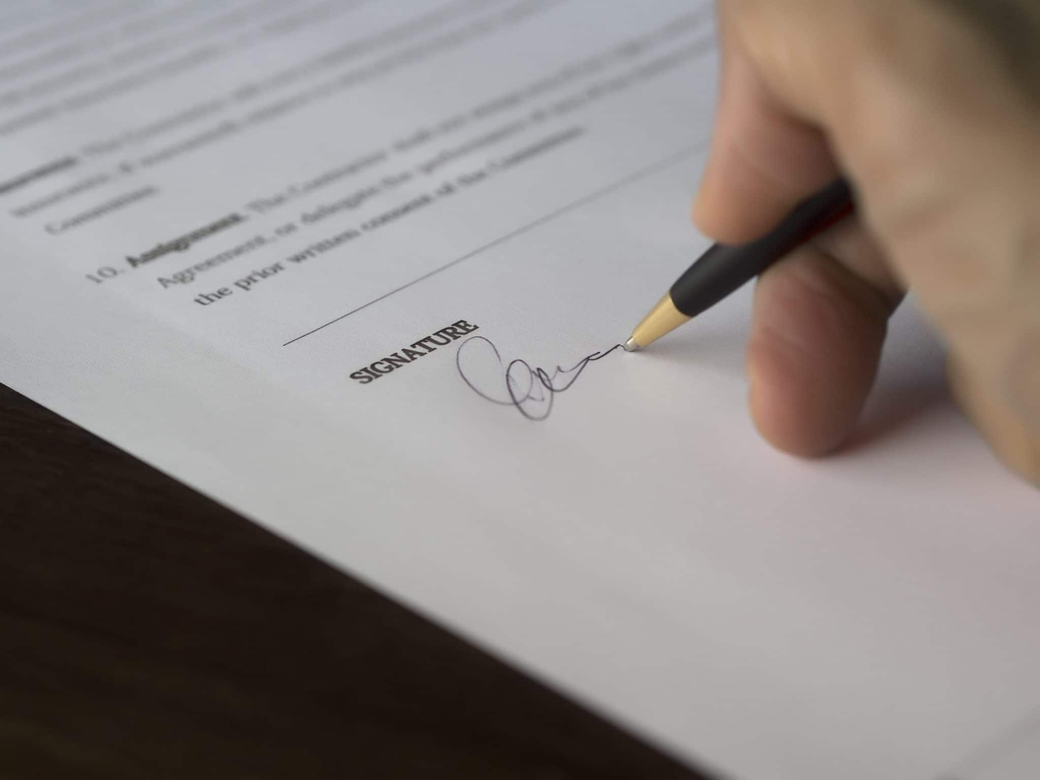 Workers' comp mistake #3: Rushing through the paperwork.