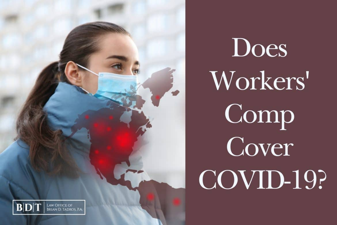 Does Workers' Comp Cover COVID-19?