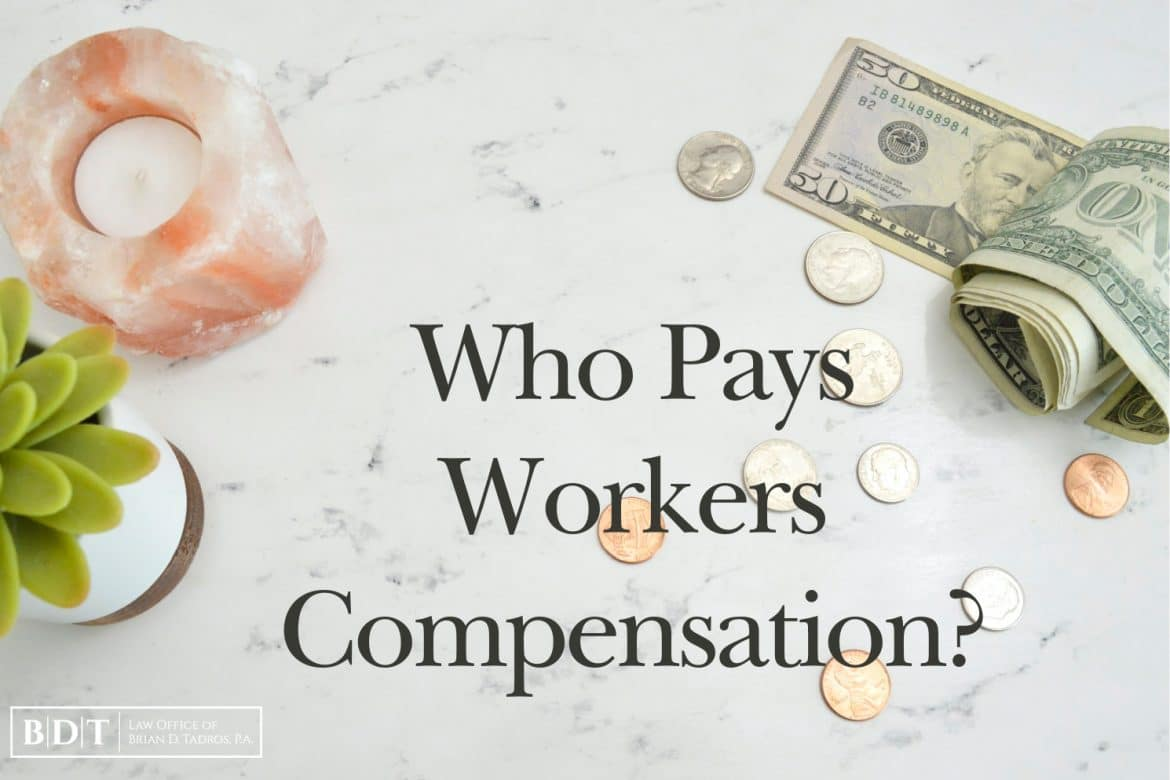 Who Pays Workers Compensation?